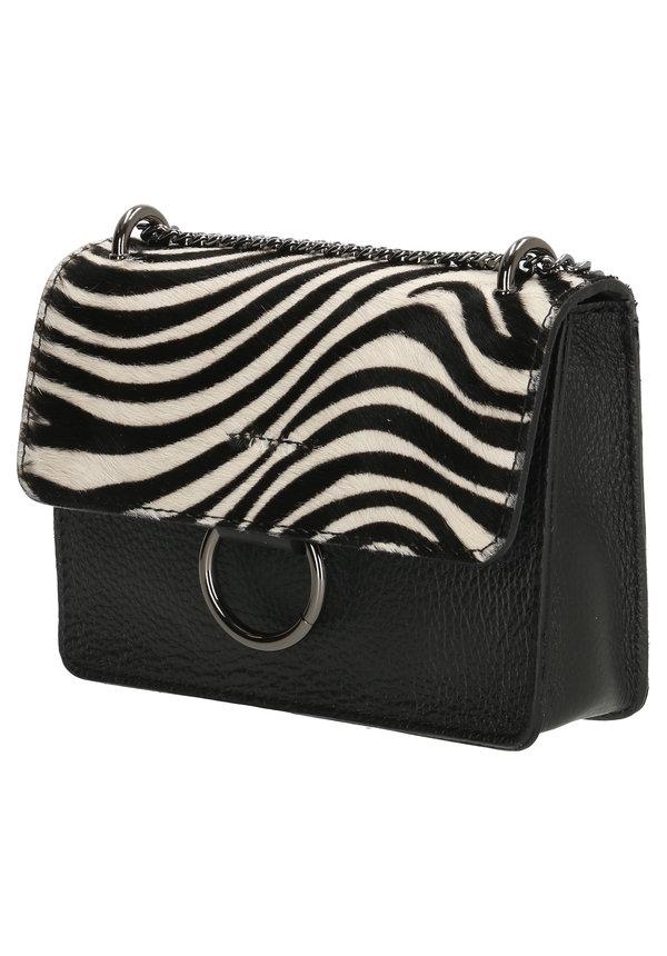 Ring Bag Zebra