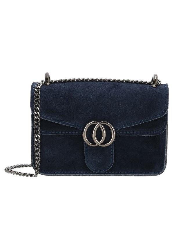 Inspired Dubbel O Bag Blauw