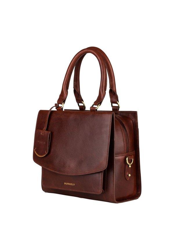 Edgy Eden Handbag S Brandy Bruin