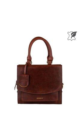 Burkely Edgy Eden Handbag S Brandy Bruin