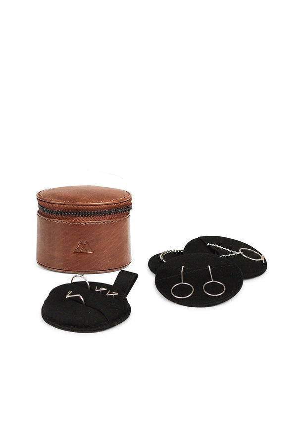 Lova Jewelry Box S Antique Chestnut