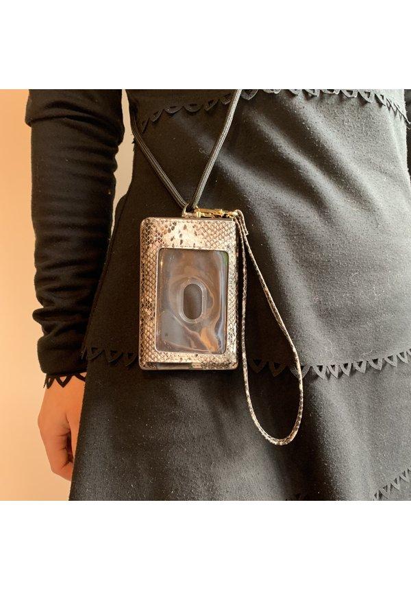 Card Wallet Silky Black