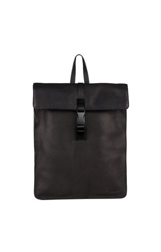 Burkely Salted Rolltop Laptop Backpack