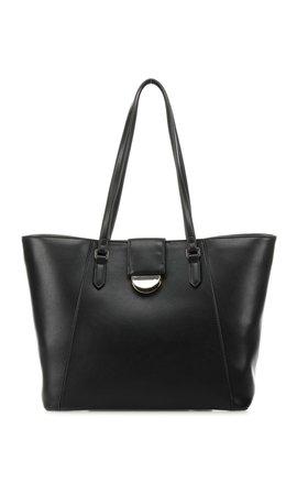 Valentino Handbags Falcor Schoudertas Zwart