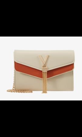 Valentino Handbags Erkling Crossbody Ecru/Oranje