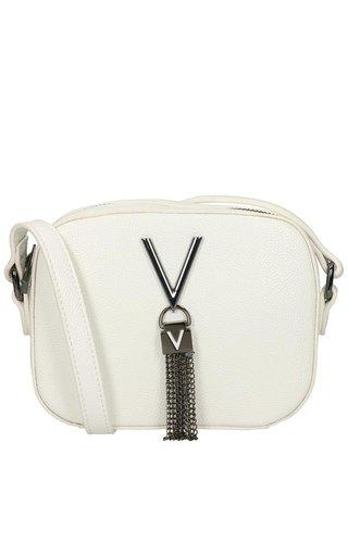 Valentino Handbags Divina Schoudertasje Box Wit