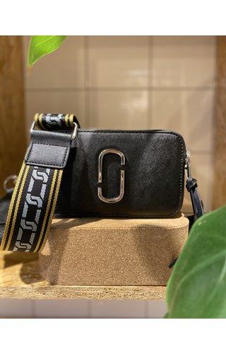 IT BAGS Inspired MJ Bag Black/Silver