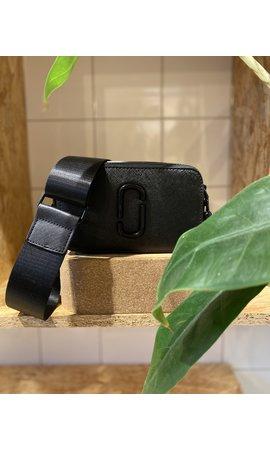 IT BAGS Inspired MJ Bag Black/Gunmetal