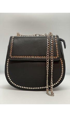Elvy Emilie Studs Bag Zwart