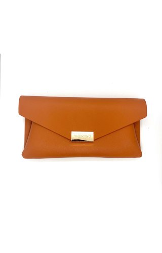 Valentino Handbags Arpie Schoudertasje/Clutch Oranje