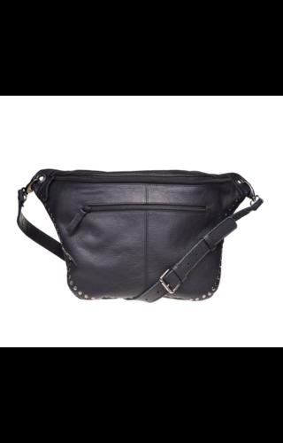 Elvy Kate Studs Bag Black