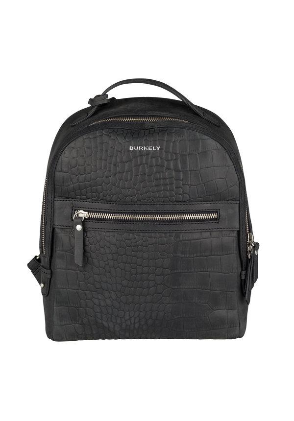 Croco Cody Backpack Black