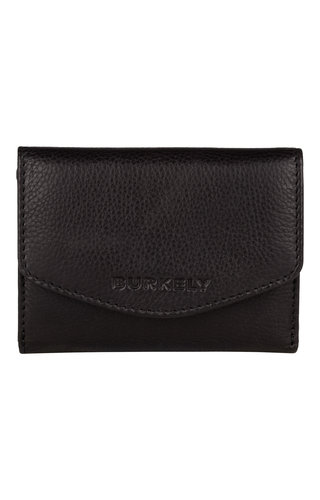 Burkely Just Jackie Wallet S Black