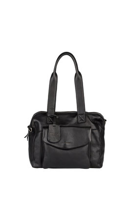 Burkely Just Jackie Handbag S Black