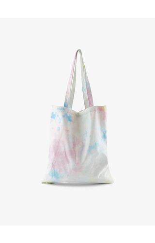 Pieces Cakua Canvas Shopper Sea Pink