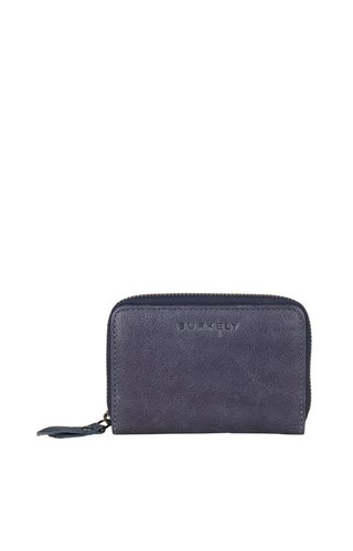 Burkely Just Jackie Wallet M Blauw