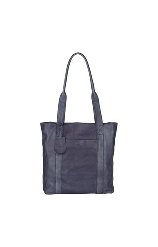 Burkely Just Jackie Shopper Blauw