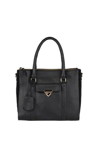 Burkely Secret Sage Handbag M Black
