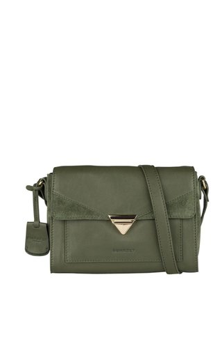 Burkely Secret Sage Crossbody M Dark Green
