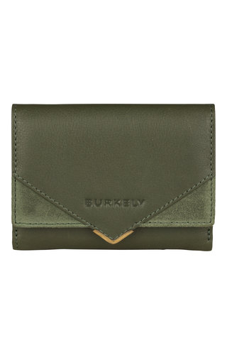 Burkely Secret Sage Wallet S Dark Green