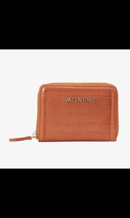 Valentino Handbags Bicorno Zip Around Wallet Oranje