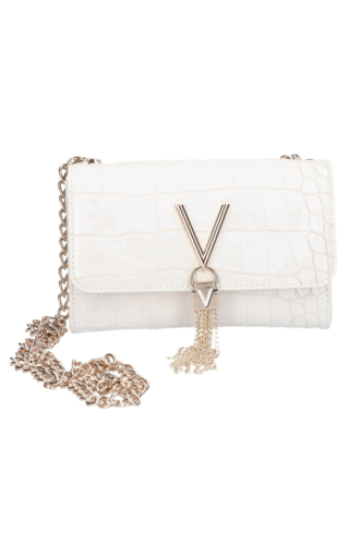 Valentino Handbags Audrey Schoudertasje Wit