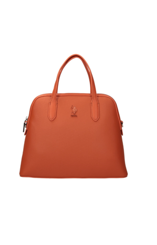 U.S. POLO ASSN. Portsmouth Bugatti Bag Orange