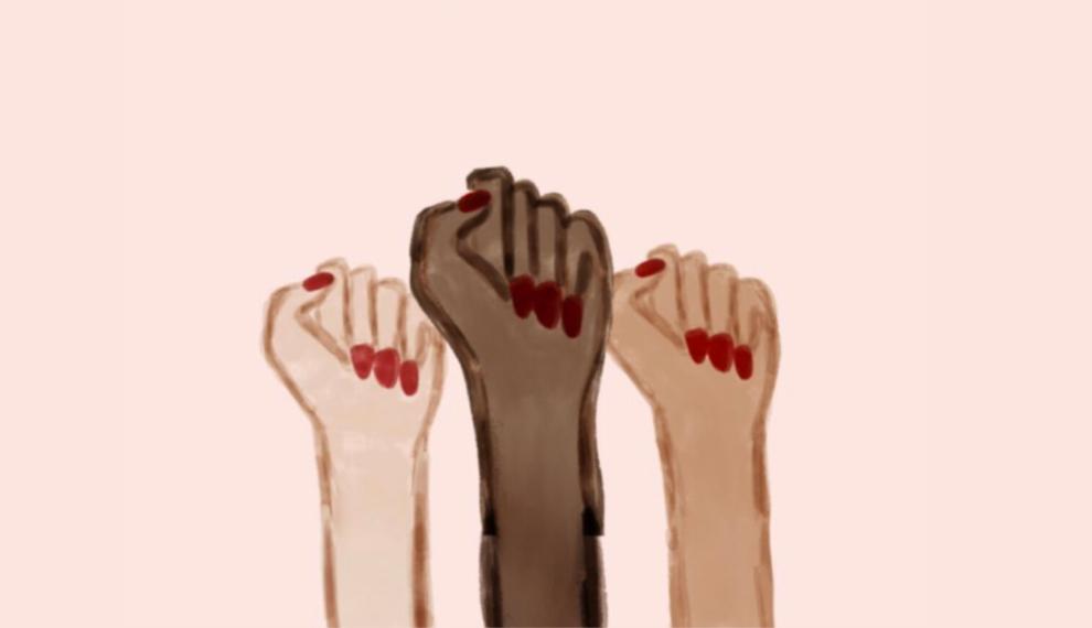 Girls support girls!