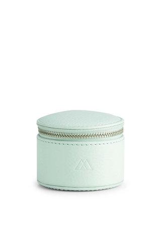 MarkBerg Lova Jewelry Box S Grain Mint