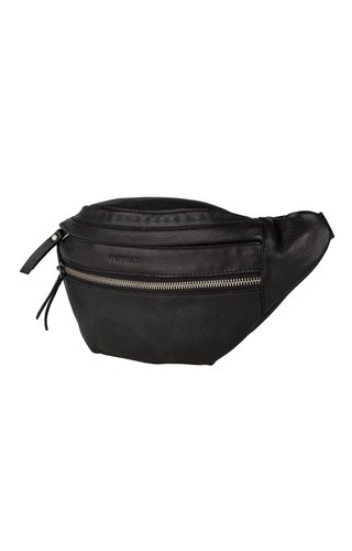 Burkely Just Jackie Bum Bag Black