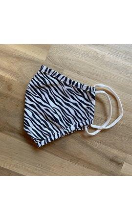Mondmasker Zebra