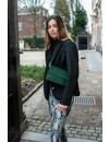 Alex Bag groen/goud