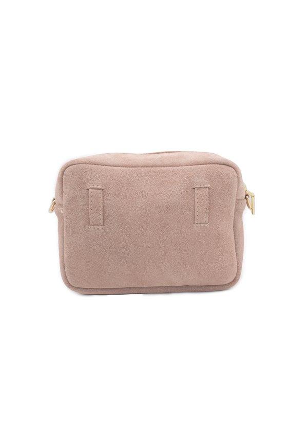 Lot Bag Suède Roze