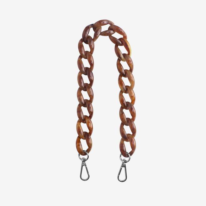 Chain Handle Brown