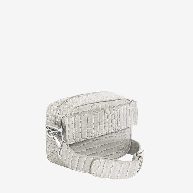 Glaze Croco Light Grey