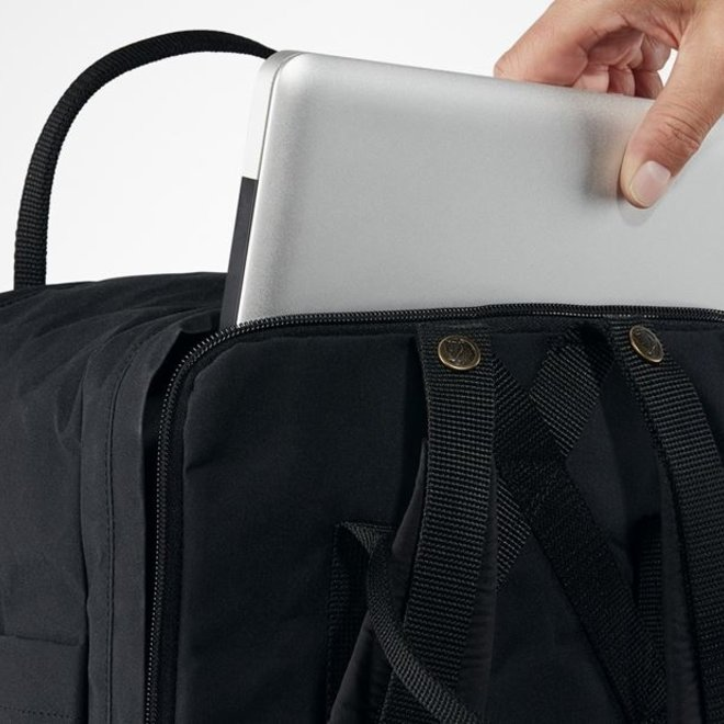 """Kanken Laptop 15"""" Plum"""