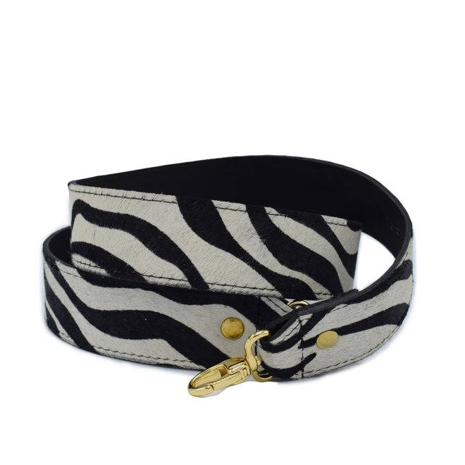 Long Bagstrap Zebra