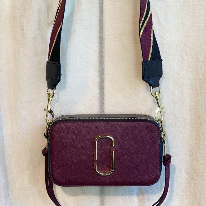 Inspired MJ Bag Bordeaux