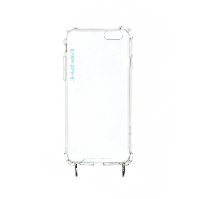 Phone Cover Zilver