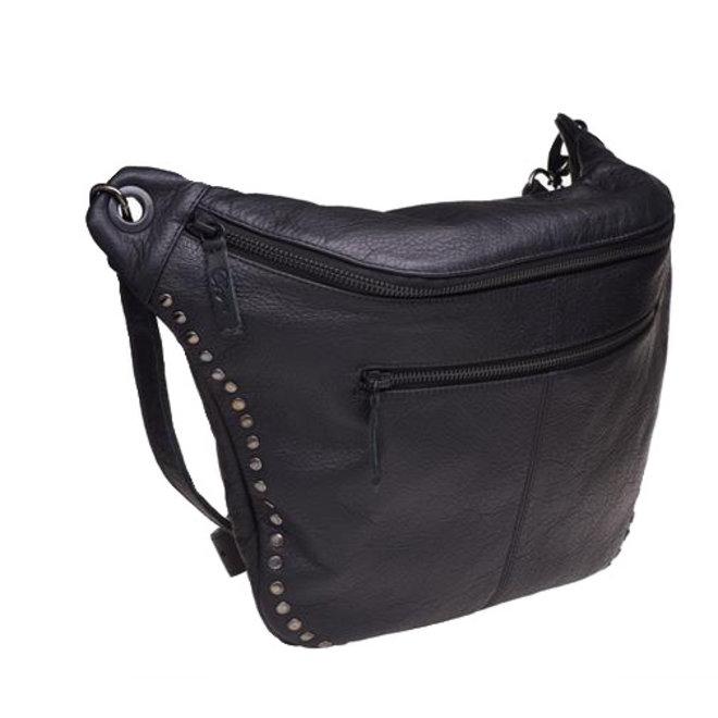 Kate Studs Bag Black