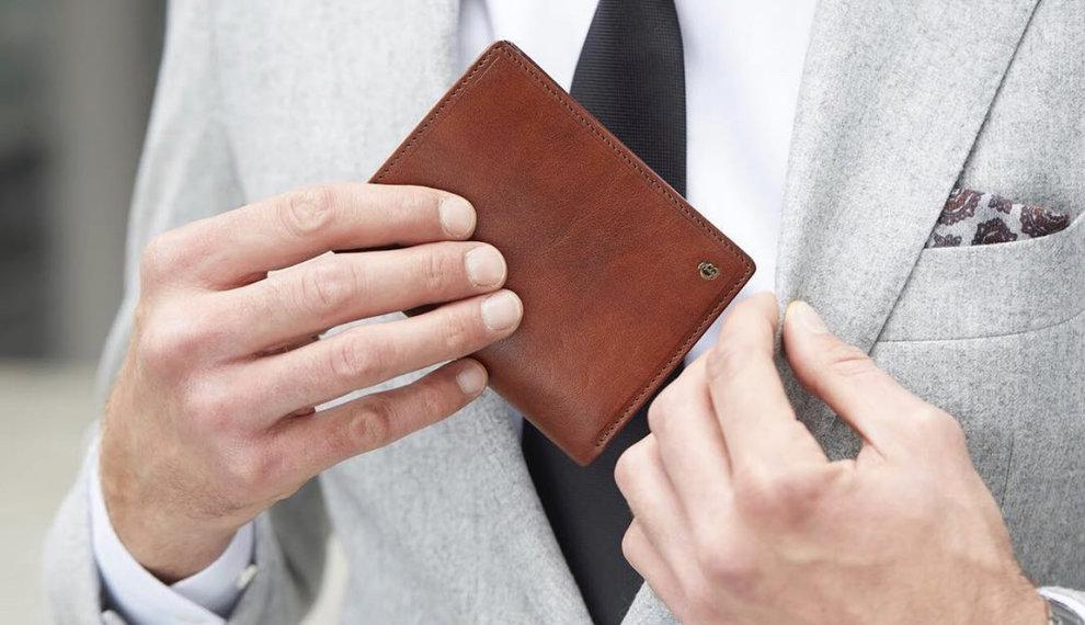 Deze portemonnees zijn echt iets voor jouw man