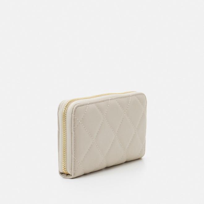 Ocarina Zip Around Wallet Ecru