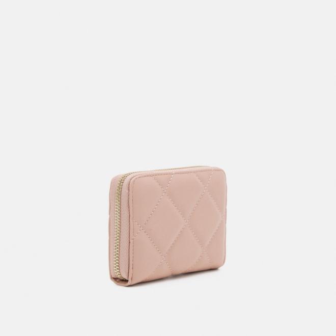Ocarina Medium Zip Around Wallet Roze
