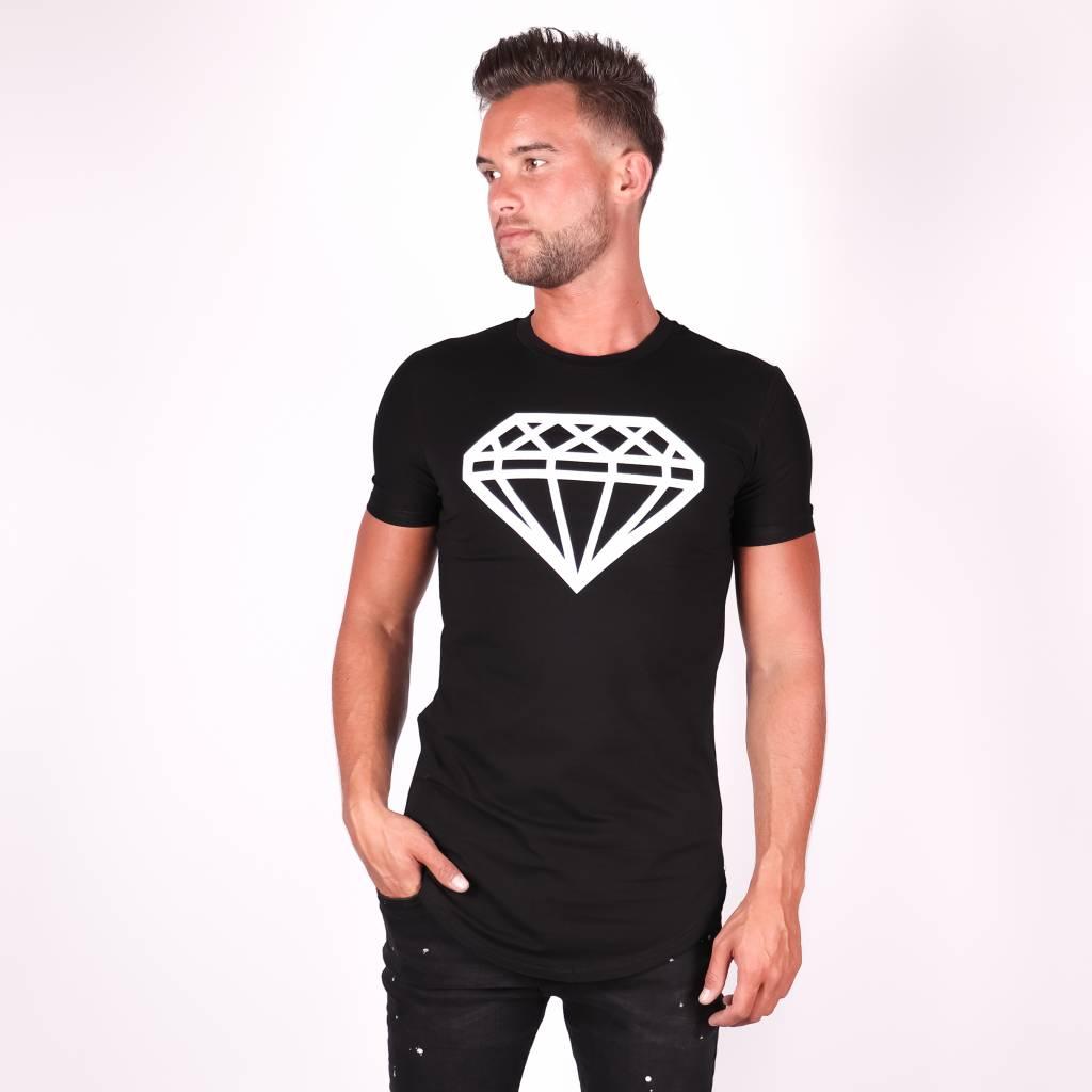 T Shirt T Print Magnetwear Shirt Black q354ARLj
