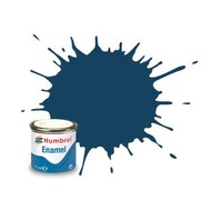Humbrol nr 104 Oxford Blauw Mat (14ml)