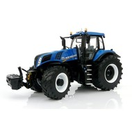 Marge Models New Holland T8.435 Tractor Trelleborg (1:32)