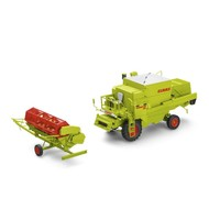 "USK Scalemodels Claas Dominator 85 zonder cabine ""Claas edition"""