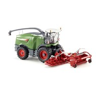 Wiking Fendt Katana 85 Hakselaar gras & mais pick up (1:32)