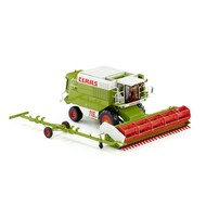 Wiking Claas Commandor 116 CS combine (1:32)