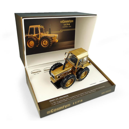 Universal Hobbies 6211 - Ford County 1174 50th Anniversary editie (1:32)